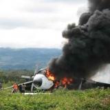 Konec letounu Transall C160, Wamena, 7.březen 2008
