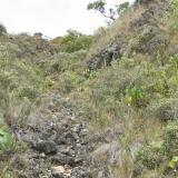 Lokalita u města Wamena
